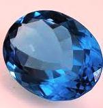 Topazio blu