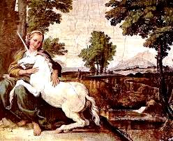 unicorno-dipinto-di-domenichino